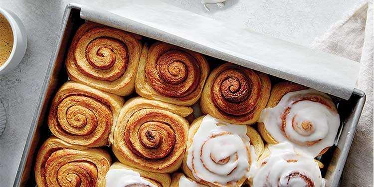 كيكة السينابون Yummy Food Dessert 2